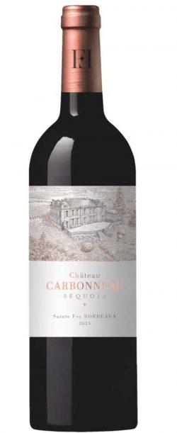 Bordeaux, Château Carbonneau Cuvée Sequoia 2015