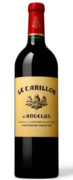 Saint Emilion Grand Cru, Le Carillon de l'Angelus 2015