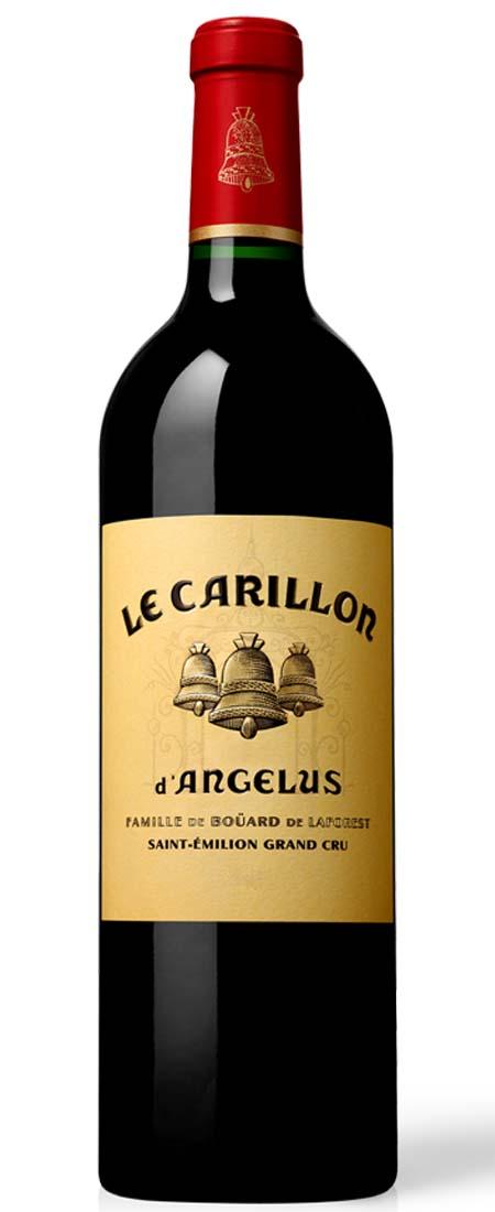 Saint Emilion Grand Cru, Le Carillon de l'Angelus 2018