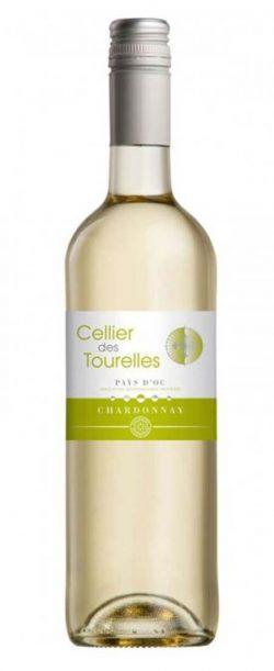 Lanquedoc, Cellier des Tourelles, Chardonnay 2016