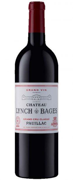 Pauillac, Chateau Lynch Bages 2015 5. Cru