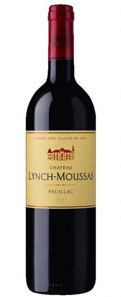 Pauillac, Chateau Lynch-Moussas 2015 5. Cru