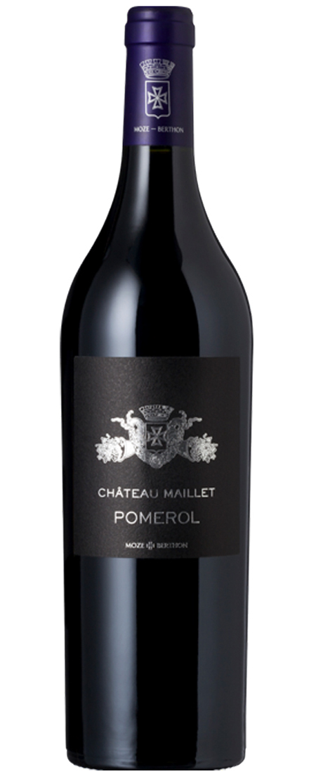 Pomerol, Château Maillet 2014