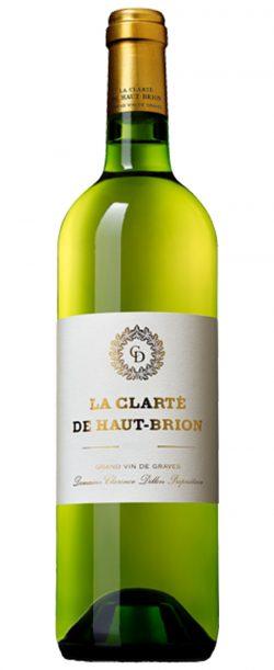 Pessac-Leognan, La Clarte de Haut Brion Blanc 2015