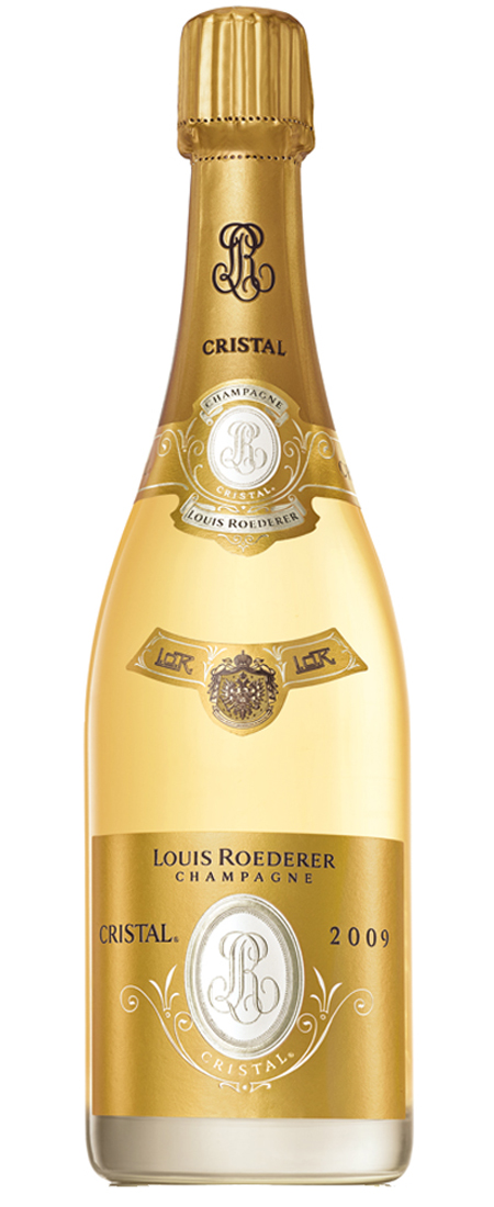 Champagne, Louis Roederer, Cristal 2009