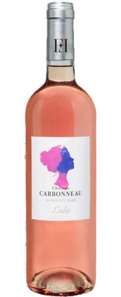 Bordeaux, Château Carbonneau Cuvée Lulu 2017