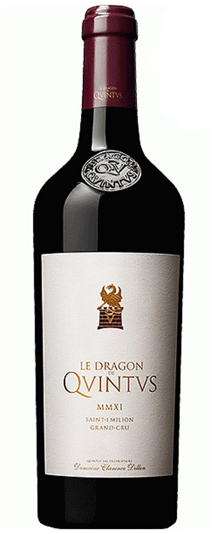 Saint Emilion Grand Cru, Le Dragon de Quintus 2015