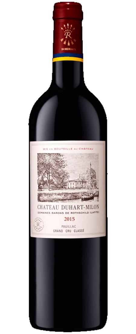 Pauillac, Chateau Duhart-Milon 2015 4. Cru