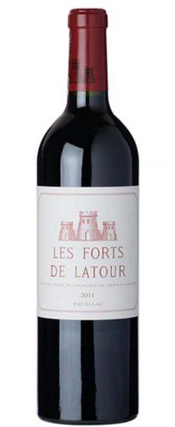 Pauillac, Château Latour, Les Forts de Latour 2011