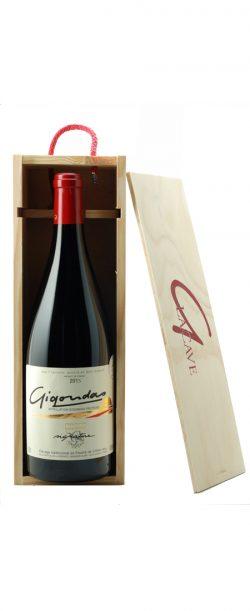Gigondas, Signature 2015 Magnum i OWC