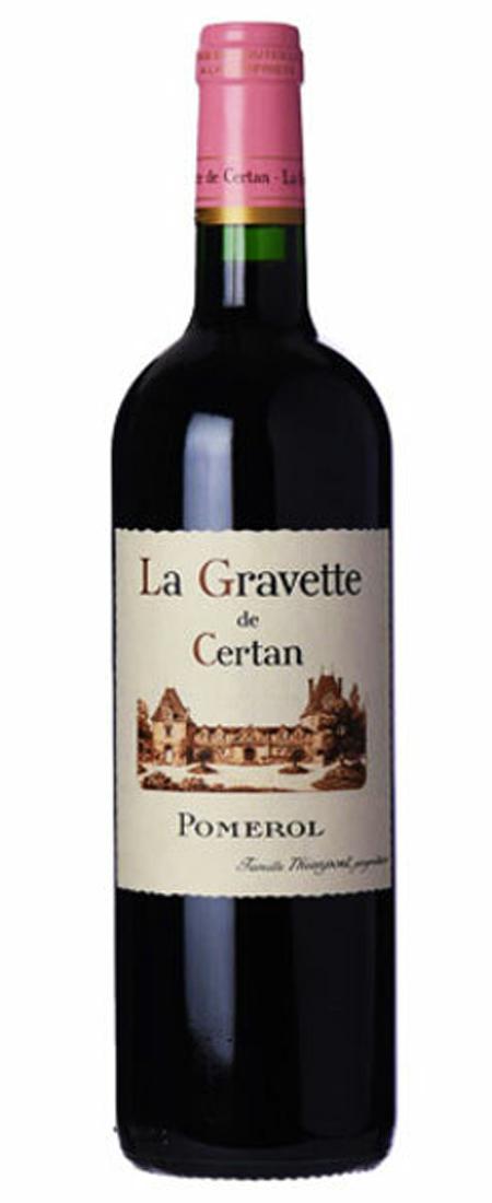 Pomerol, La Gravette de Certan 2018