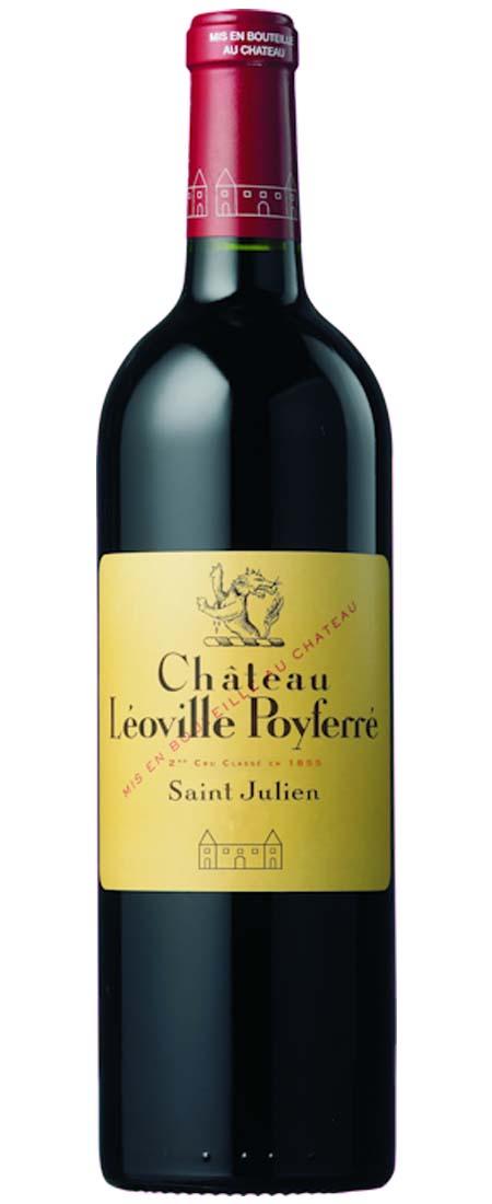 Saint-Julien, Château Leoville Poyferre 2015 2. Cru
