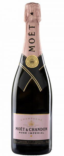 Champagne, Moët & Chandon Rosé Imperial