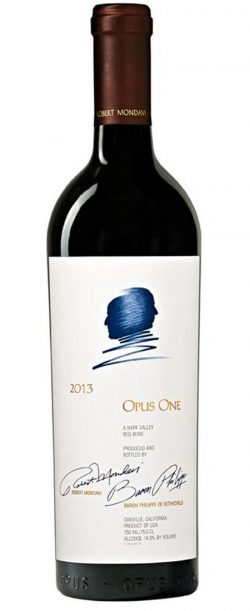 Californien, Napa Valley, Opus One 2013