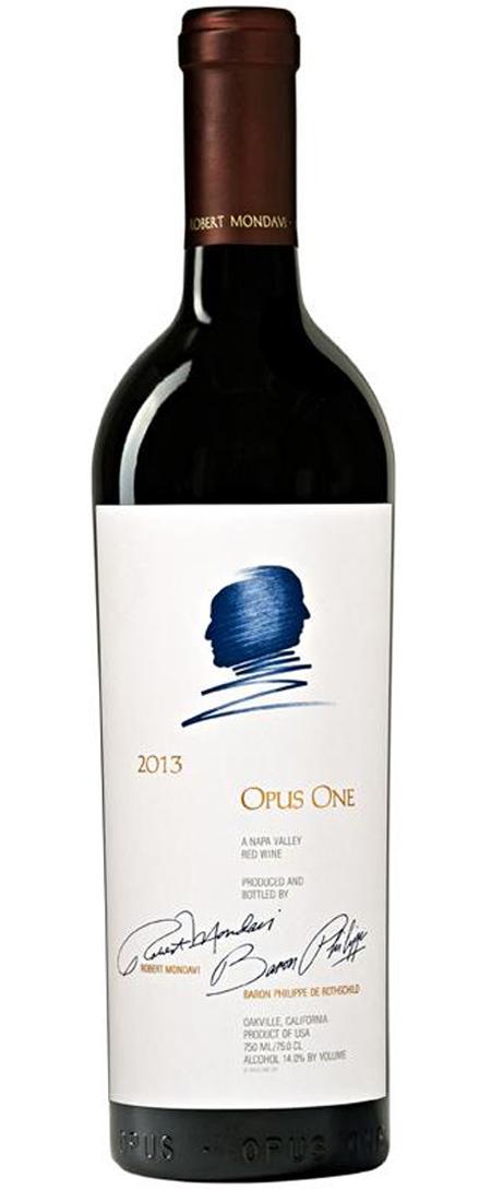 Californien, Napa Valley, Opus One 2013