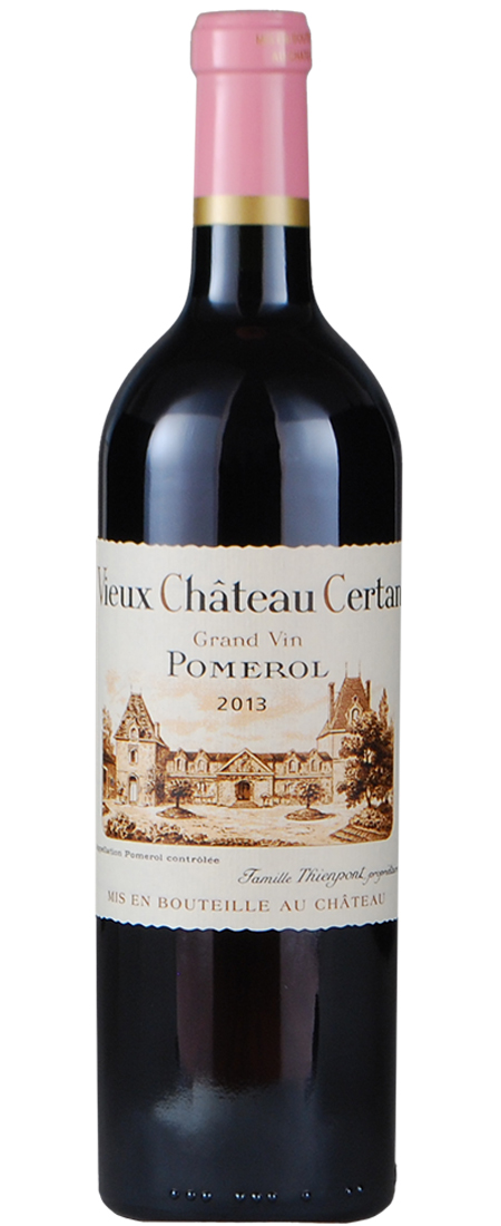Pomerol, Vieux Château Certan 2013