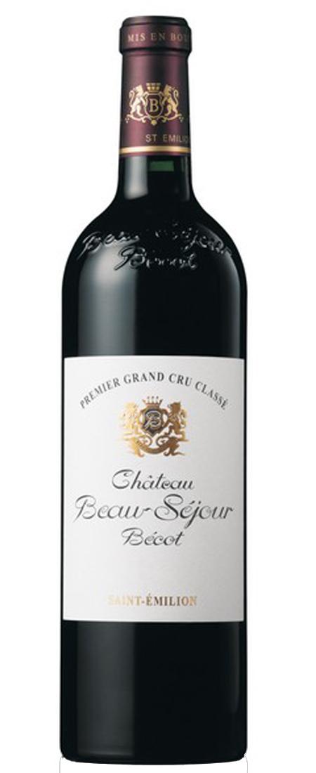 Saint Emilion Grand Cru Classés B, Château Beau-Séjour-Bécot 2018