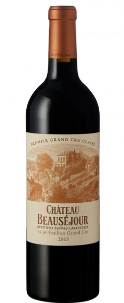 Saint Emilion Grand Cru Classé B, Château Beauséjour 2016