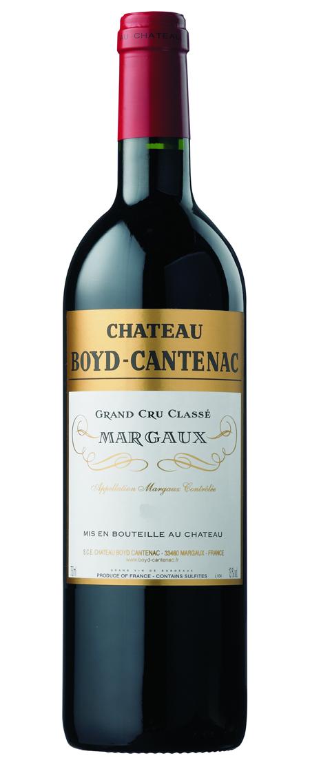 Margaux, Château Boyd-Cantenac 2018 3. Cru
