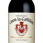 Saint Emilion Grand Cru Classés B, Château Canon la Gaffeliére 2017