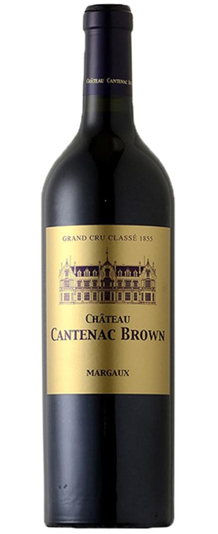 Margaux, Château Cantenac-Brown 2018 3. Cru