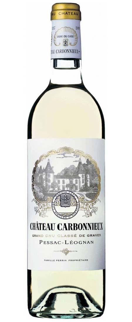 Pessac-Leognan, Château Carbonnieux Blanc 2018