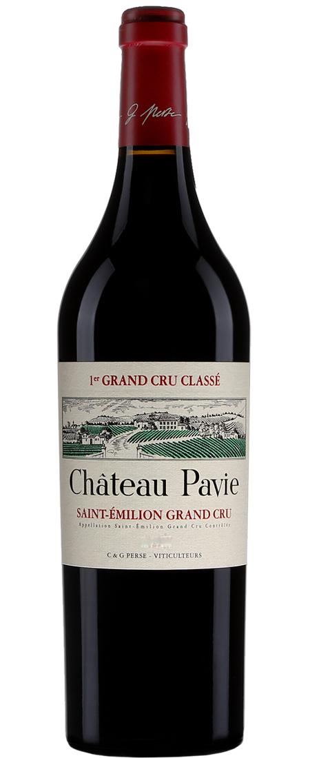 Saint Emilion Grand Cru Classé A, Château Pavie 2019