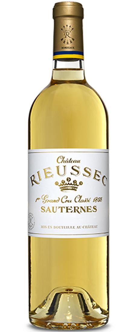 Sauternes 1er Grand Cru, Château Rieussec 2016