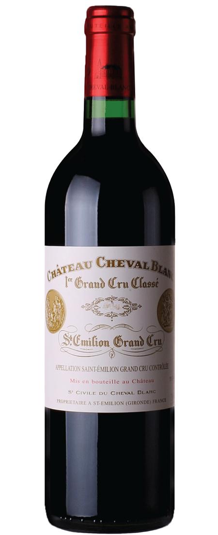Saint Emilion Grand Cru Classé A, Château Cheval Blanc 2018