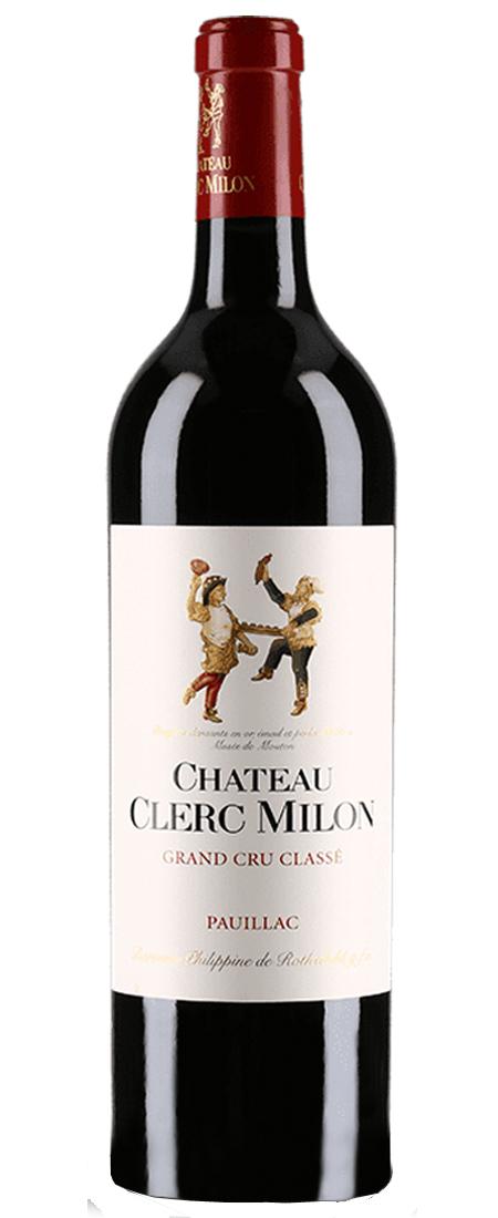 Pauillac, Château Clerc Milon 2018 5. Cru