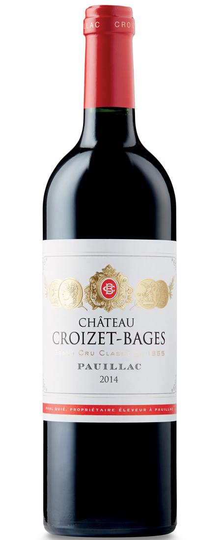 Pauillac, Château Croizet-Bages 2018 5. Cru