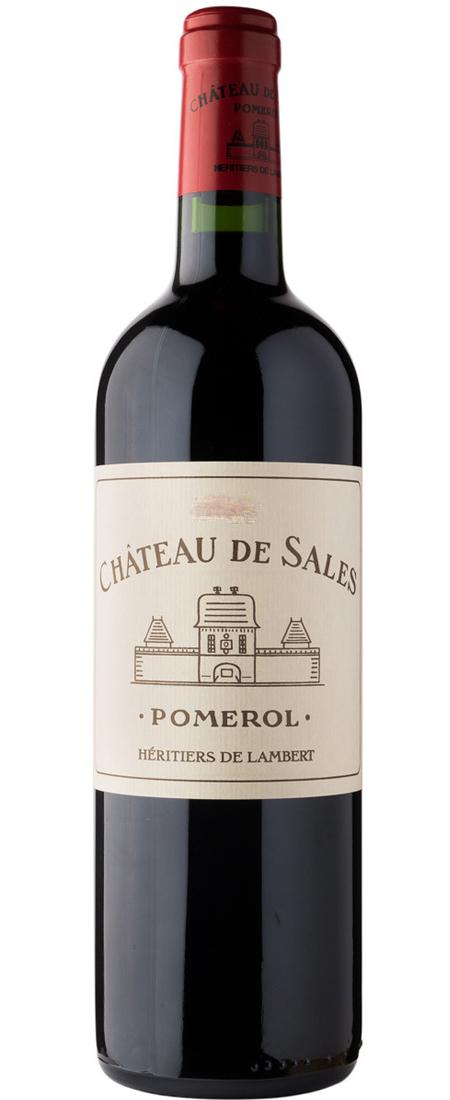 Pomerol, Château De Sales 2018