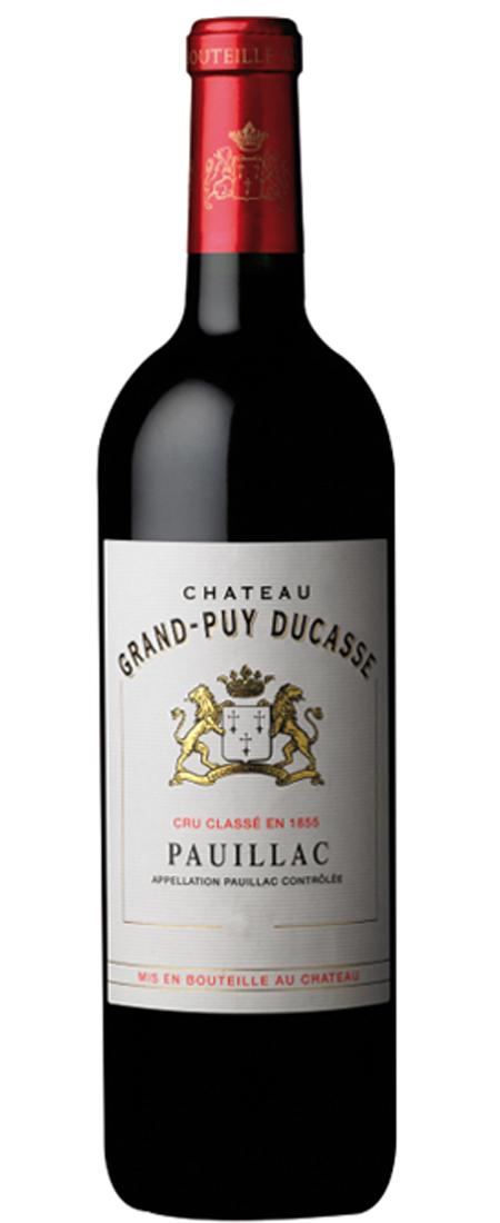 Pauillac, Château Grand-Puy-Ducasse 2018 5. Cru
