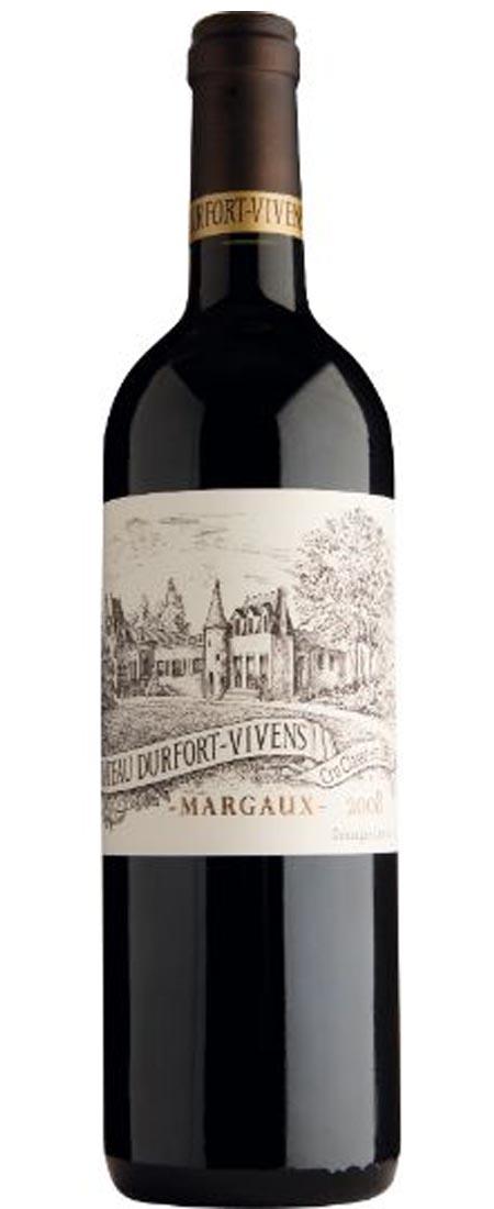 Margaux, Château Durfort-Vivens 2018 2. Cru