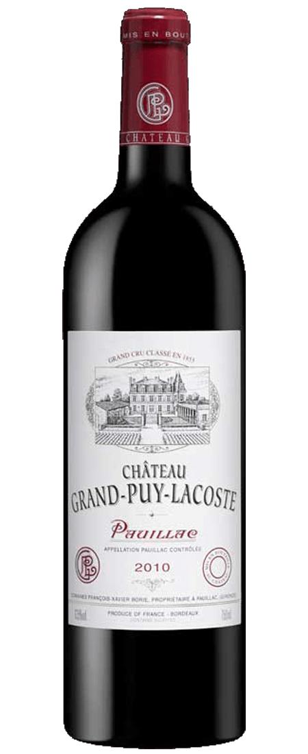 Pauillac, Château Grand Puy Lacoste 2016 5. Cru