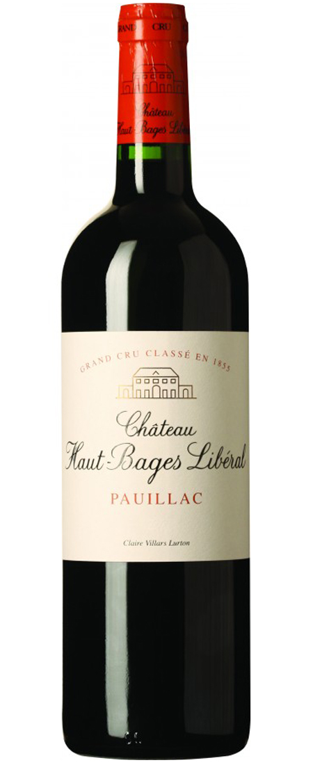 Pauillac, Château Haut Bages Liberal 2018 5. Cru