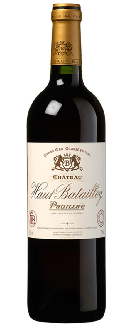 Pauillac, Château Haut Batailley 2018 5. Cru
