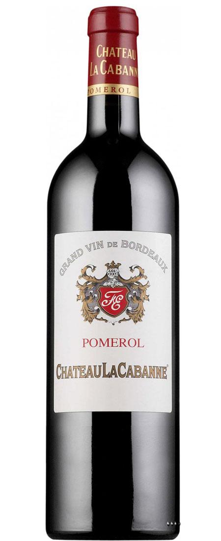 Pomerol, Château La Cabanne 2018