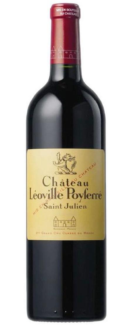 Saint-Julien, Château Leoville-Poyferré 2018 2. Cru
