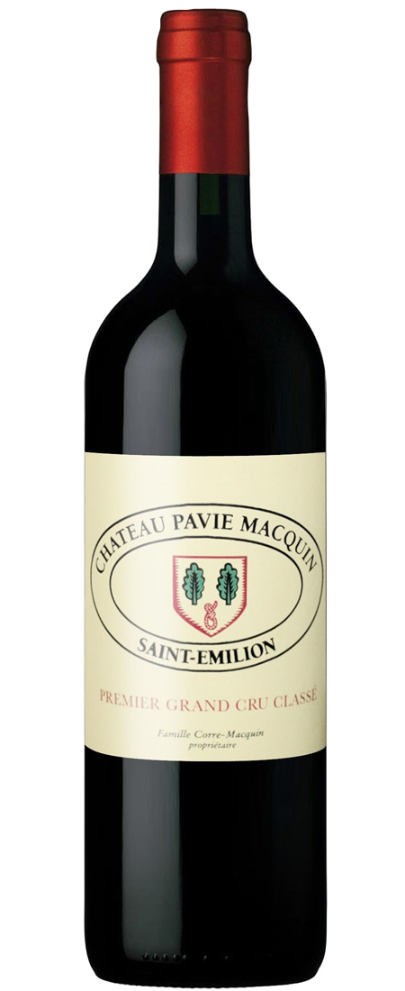 Saint Emilion Grand Cru Classé, Château Pavie Macquin 2018