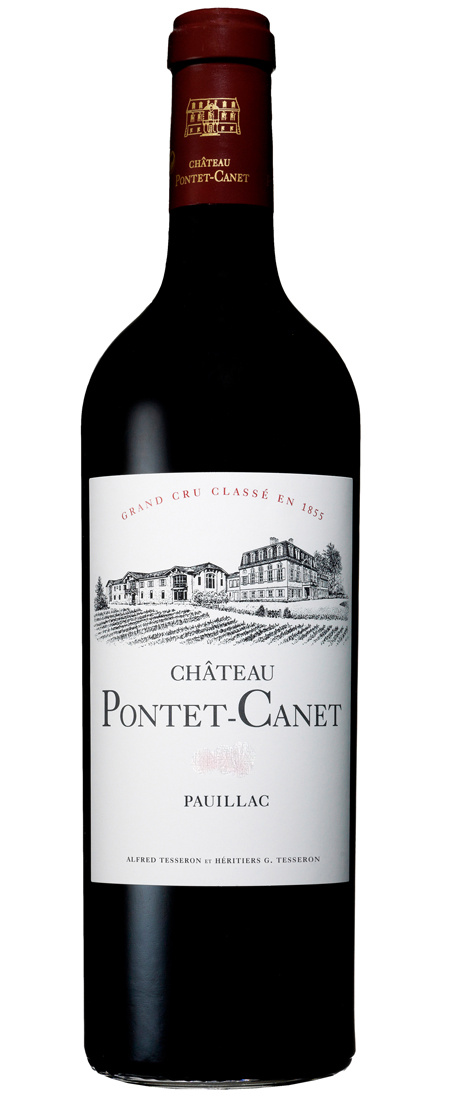 Pauillac, Château Pontet-Canet 2018 5. Cru
