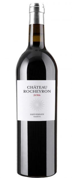 6 fl. Saint Emilion Grand Cru, Château Rocheyron 2016