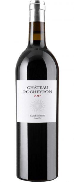 6 fl. Saint Emilion Grand Cru, Château Rocheyron 2017