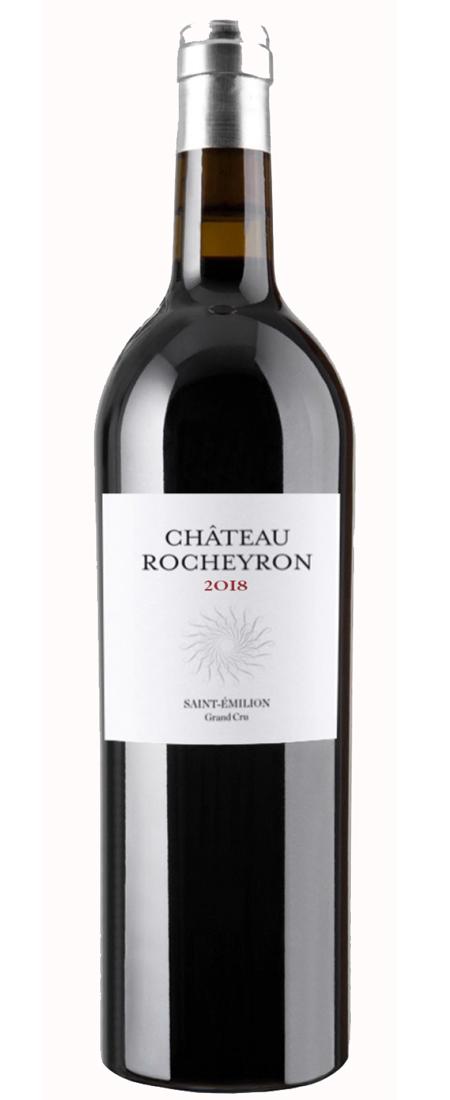 6 fl. Saint Emilion Grand Cru, Château Rocheyron 2018