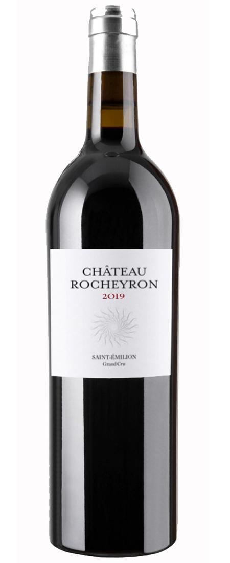 6 fl. Saint Emilion Grand Cru, Château Rocheyron 2019