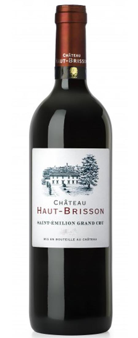 Saint Emilion Grand Cru, Château Haut-Brisson 2018
