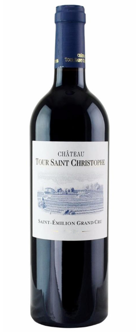 Saint Emilion Grand Cru, Château Tour Saint Christophe 2018