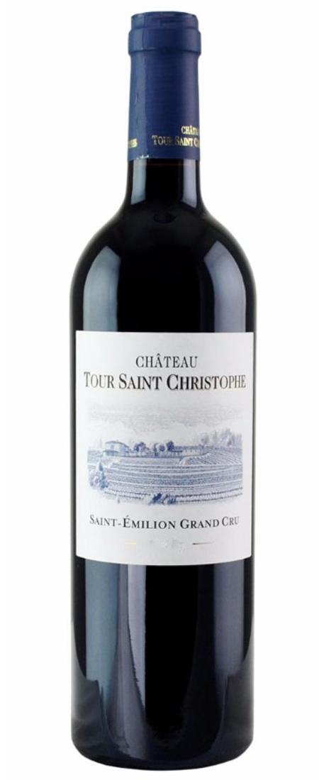 Saint Emilion Grand Cru, Château Tour Saint Christophe 2018