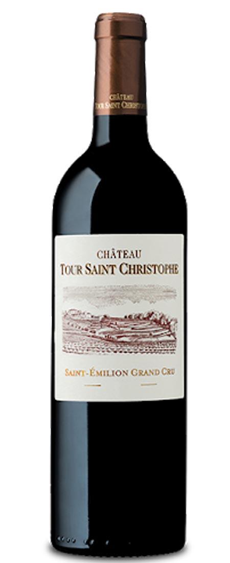 Saint Emilion Grand Cru, Château Tour Saint Christophe 2020