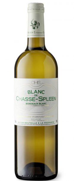 Bordeaux Blanc, Château Chasse-Spleen Blanc 2018